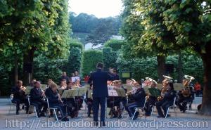 Concerto ao ar livre, Salzburg, Austria