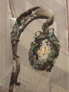 McDonalds em Salzbrug, Austria