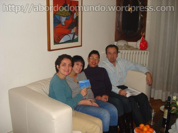 Minha familia francesa