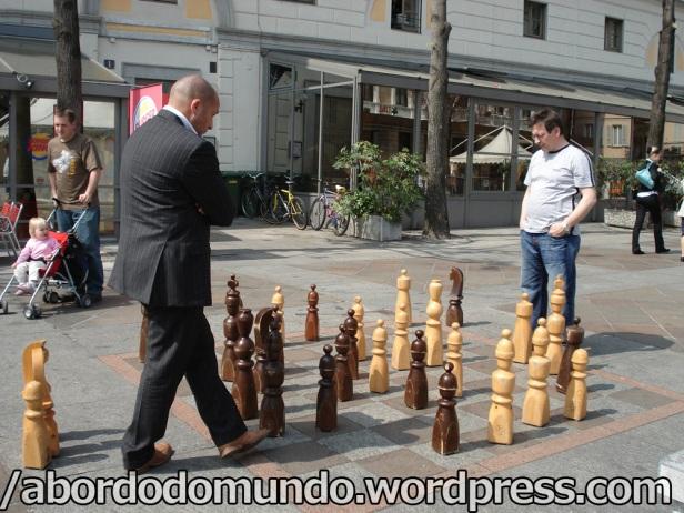 Jogão de xadrez