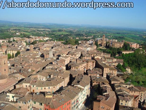 Vsita de Siena e Toscana