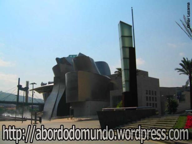 Museu Guggenheim- Bilvao- País Vasco (graças ao meu amigo Omar pude conhecer os bastidores deste museu)