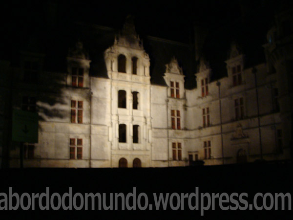 Castelo Aizay-le-rideau