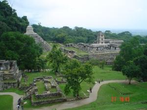 Ruínas de Palenque, México