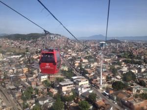 Teleférico do Complexo do Alemão, Rio de Janeiro