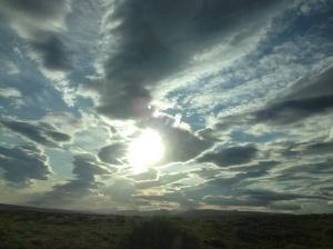 E aí, o céu da Islândia está mais perto da terra ou não?