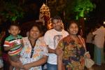 familia local que nos adotou, mesmo sem falar a mesma lingua