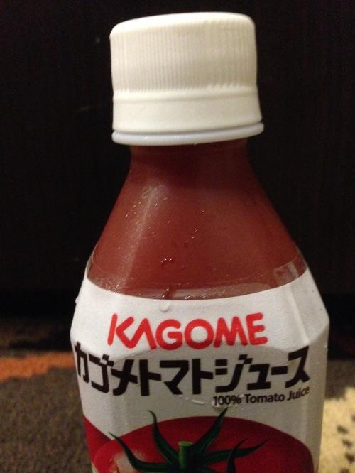 Suco Kagome.