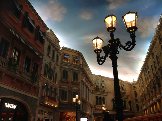 Hotel e cassino The Venetian, em Macau