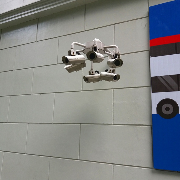 cameras de seguranca